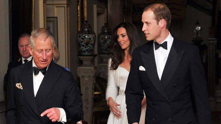 Charles renonce au trône au profit de William et Kate Middleton !