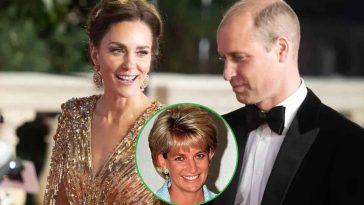 Kate Middleton et William révélation hallucinante sur laccident mortel de Diana