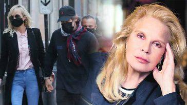 Laeticia Hallyday vit le calvaire avec Jalil Lespert angoissante confidence de Sylvie Vartan