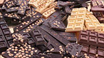 Le chocolat rend-il vraiment accro ? Les Français en prennent plus de 6 kilos dans l'année !