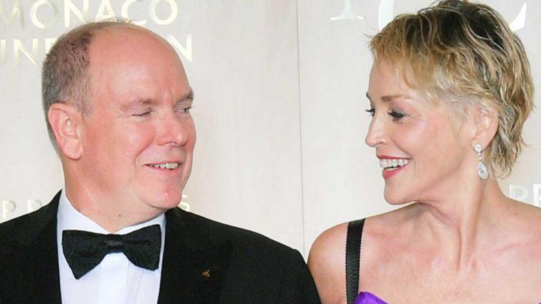 Le Prince Albert II de Monaco ne lâche plus Sharon Stone !