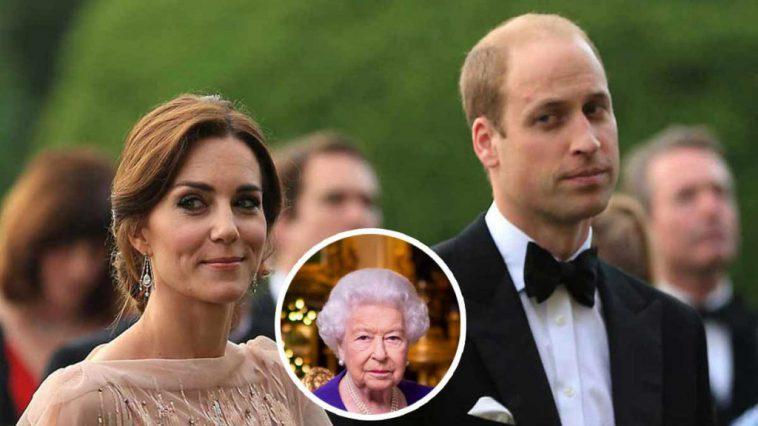 Le prince William, grossesse de Kate Middleton, cette grande décision de la reine !