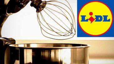 Lidl lance un tout nouveau robot de cuisine pour un prix mini !
